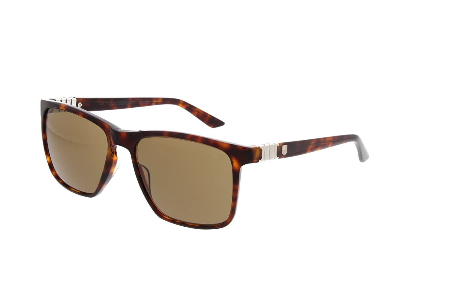 dd1e4cd5b23 Amazon.com  Tag Heuer Legend 9383 203 Square Sunglasses