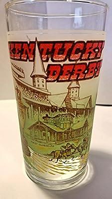 Kentucky Derby Official 1978 Derby Glass -- Churchill Downs