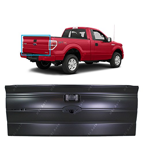 MBI AUTO - Primered Steel Rear Tailgate for 2009-2014 Ford F150 W/out Integrated Step, FO1900124 (F150 Tailgate 2011)