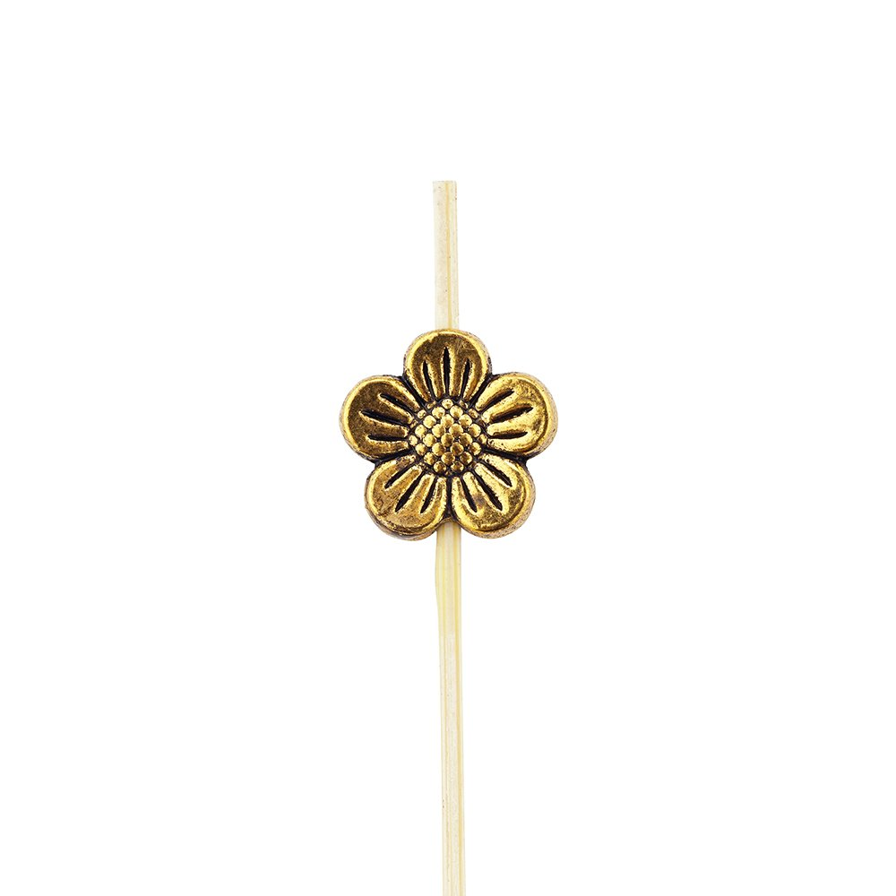 Luxury Gold Metal Beaded Picks - Skewers -  4'' - 1000ct Box - Restaurantware by Restaurantware (Image #8)