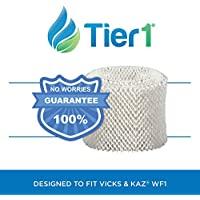 Tier1 Replacement for Kaz & Emerson WF1 HDF-1 Models 885, 3000, 3300 Humidifier Wick Filter