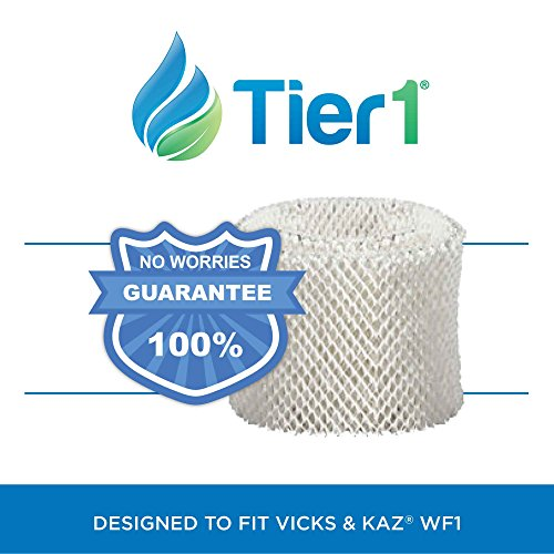 Kaz WF1/ Emerson HDF 1 Comparable Humidifier Wick Filter by Tier1