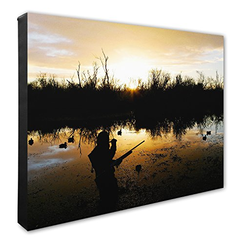 Duck Hunter - Canvas Photo by Photo File, Inc. from Photo File