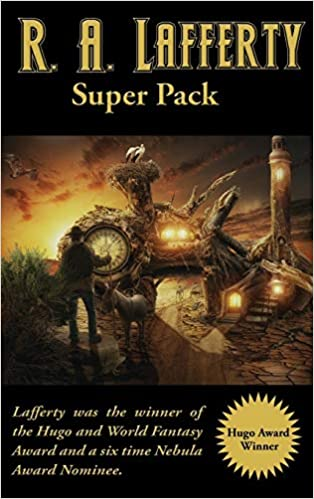 R. A. Lafferty Super Pack Positronic Super Pack Series: Amazon.es ...