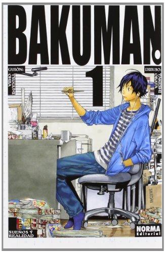 Descargar Libro Bakuman 1 Obha - Obata