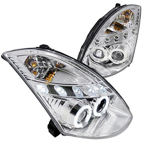 03 g35 headlights coupe - 6