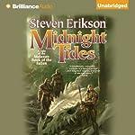 Midnight Tides: Malazan Book of the Fallen Series, Book 5  | Steven Erikson