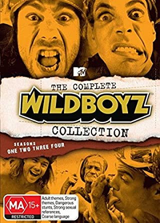 Wildboyz Complete Collection Seasons 1 4 Non Uk Format