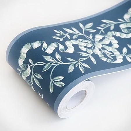 Ribbon Vines Self Adhesive Wallpaper Borders Home Decor