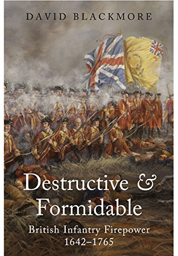 Destructive and Formidable: British Infantry Firepower 1642 - - British Weapons Infantry