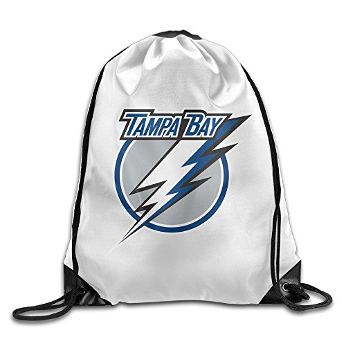 BACADI Tampa Bay Lightning Drawstring Backpacks/Bags. ()
