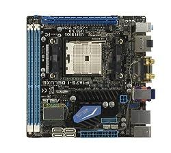 Asus F1a75-i Deluxe Fm1 A75 Sata 6gbs Usb 3.0 Amd A75 Mini Itx Ddr3 1600 Motherboards