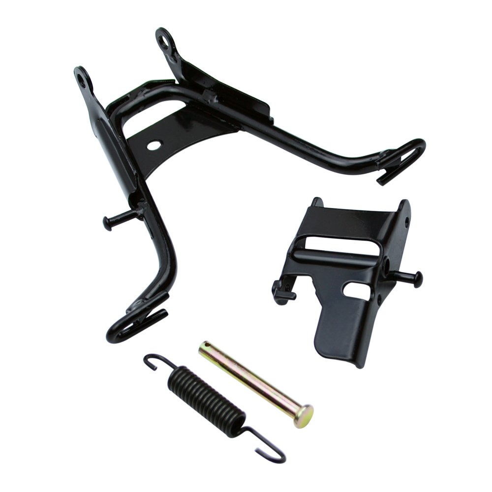 FLYPIG KICKSTAND CENTER KICK MAIN STAND FRAME FOR YAMAHA PW50 PY50 PEEWEE PW PY 50 ATV-PARTS