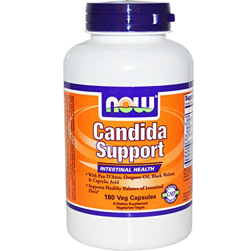 NOW Foods CANDIDA SUPPORT Multi Pack