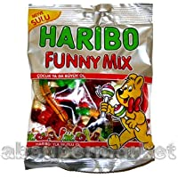 Haribo Jelly Candy Star Mix  160 gm