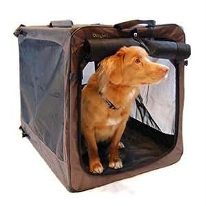 Amazon.com : Bergan Canine Medium Soft-Sided Crate