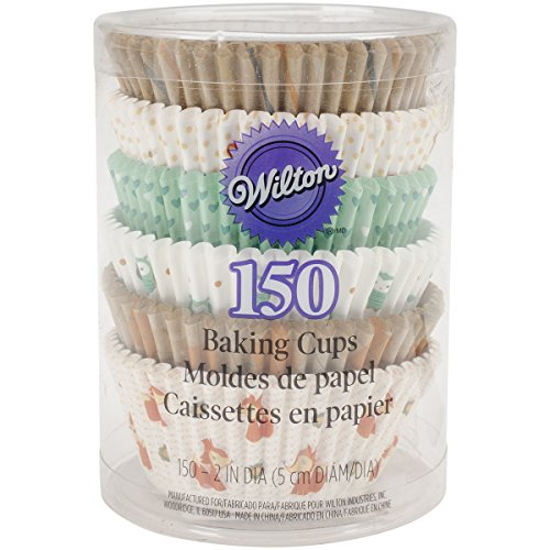 wilton-415-2870-150-count-woodland-animals-baking-cups-value-pack-assorted