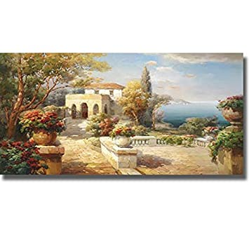 Artistic Home Gallery 2448C579EG Tuscan Path