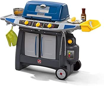 Step2 Sizzle Sound And Smoke Effect Grill Sets For Kids