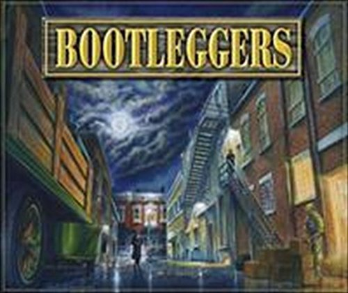 Mayday Games 4307 Bootleggers - Prohibition Era Mayhem