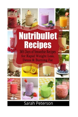 Nutribullet Recipes Smoothie Weight Burning product image