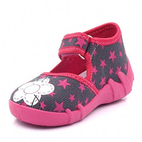 Baby Comfort , Chaussures premiers pas pour bébé (fille) UK 7.5 / EU 25