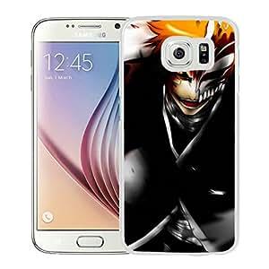 Fashion Designed Bleach 10 White Samsung Galaxy S6 Phone Case