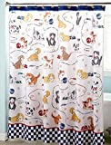 Cute Puppy Dog Bathroom In A Bag Set Blue Kids Bathroom Decorating Ideas