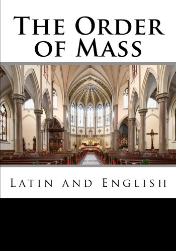 (The Order of Mass in Latin and English )