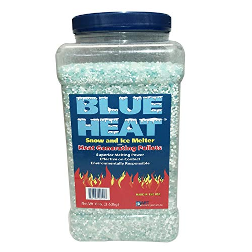 Blue Heat Snow and
