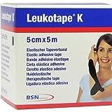 Leukotape K Kinesiology Tape (Blue, 5cm x 4.5m) by BSN Medical