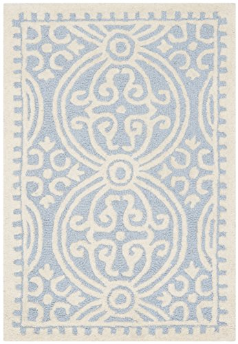 Light Blue Outdoor Rug