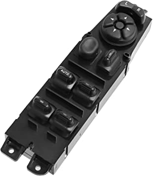 Fits Jeep Cherokee Front Passenger Power Window Switch 1997-2001 Switch Doctor