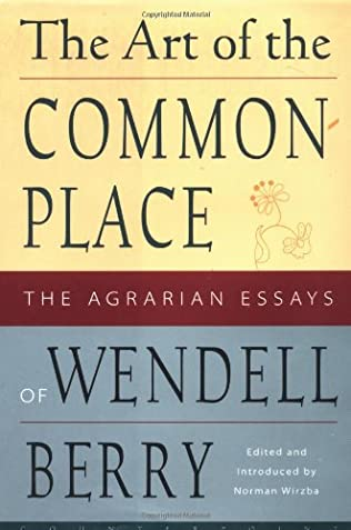 book cover of The Art of the Commonplace