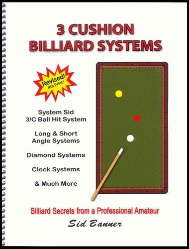 3 Cushion Billiard Systems: Billiard Secrets from a Professional - Billiard Cushion 3