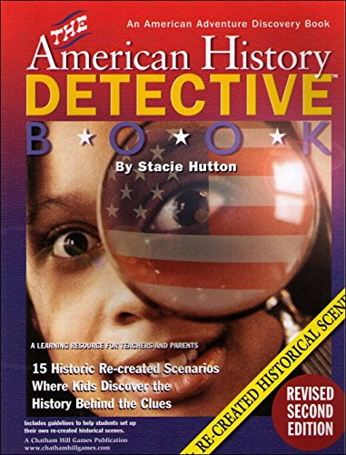 The American History Detective Book