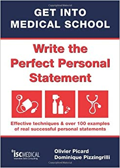 Personal statement writers for med school