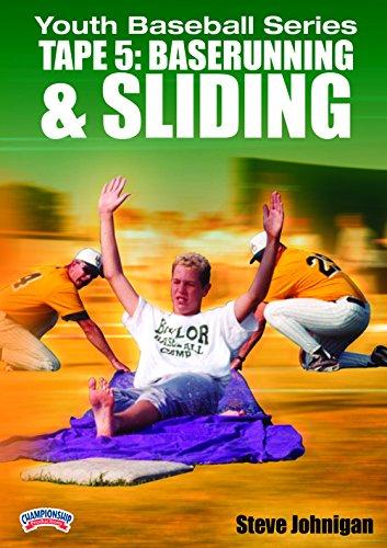 Baseball Baserunning Drills (Steve Johnigan: Youth Baseball Series: Baserunning & Sliding (DVD))