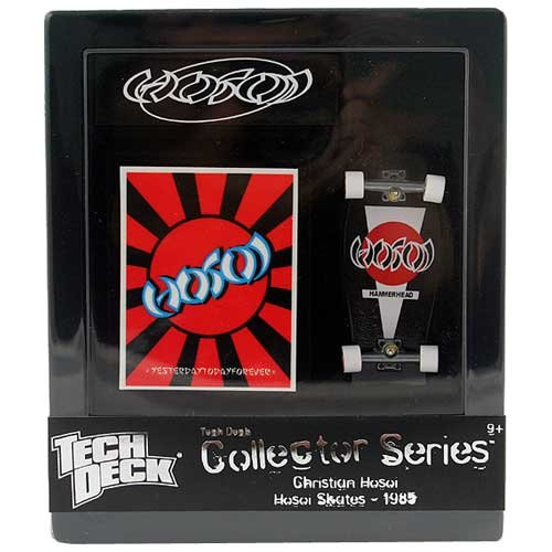 Tech Deck Collector Series - Christian Hosoi Hosoi Skates 1985 -