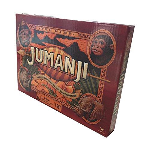 Cardinal Games Jumanji the Game Play Anywhere Edition (Travel Size) ()