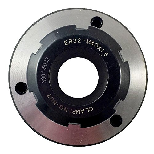 HHIP 3901-5032 ER-32 Collet Chuck, 80 mm Diameter