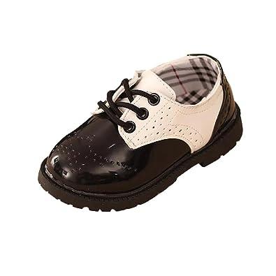 heißes Produkt neue Produkte für aliexpress Bunniess Jungen Lace up Gentelman Elegante Schnuer Schuhe ...