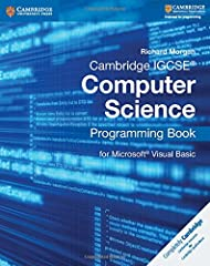 This programming book accompanies Cambridge IGCSE Computer Science introducing and developing the practical skills that will help readers to develop coding solutions to the tasks contained within. Starting from simple skills to more complex c...