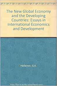 industrialisation in developing countries economics essay The drugs and pharmaceutical industry in india, during the last 40 years has shown tremendous progress if one takes into consideration the growth rate as seen in other developing countries today, india is in a position to meet 70 per cent of its requirement of bulk drugs and almost all its requirement of formulations.