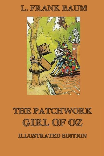 [The Patchwork Girl of Oz] (Patchwork Witch)