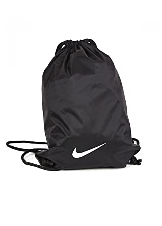 Nike Gym Sack Turnbeutel - schwarz - BA2735 001  Amazon.de  Bekleidung de93bc8461f8b