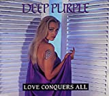 LOVE CONQUERS ALL CD GERMAN RCA 1990