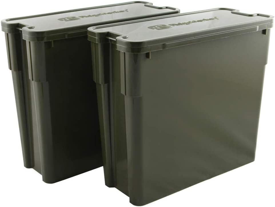 Ridge Monkey Sceau modulable System XL Deep Tray Twin Pack