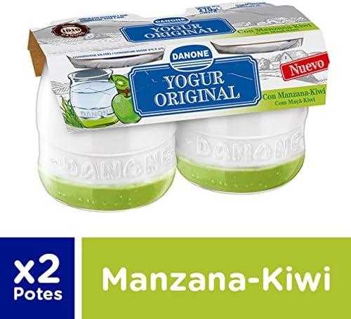 Original Kiwi y Manzana - Paquete de 2 x 135 gr - Total: 270 gr ...