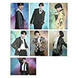 VT Cosmetics x BTS Photocard Set of 7 (Size:108x148/A6 Size) for The BTS A.R.M.Y.